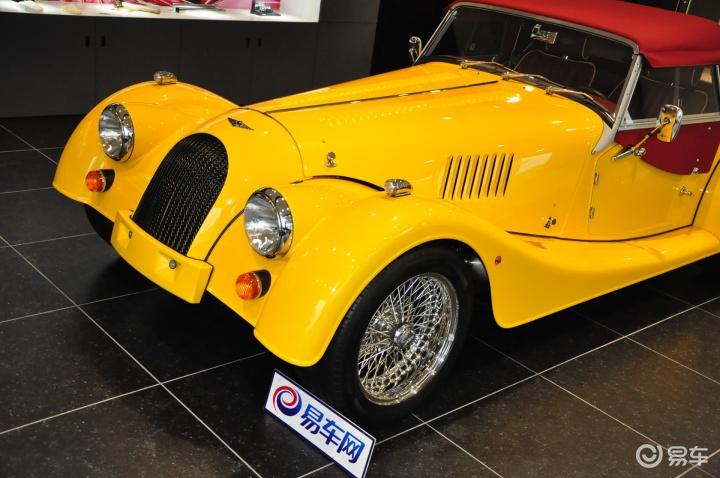 摩根Roadster车头局部(522477);