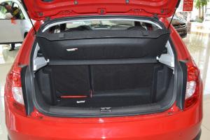 和悦A13RS 行李箱空间