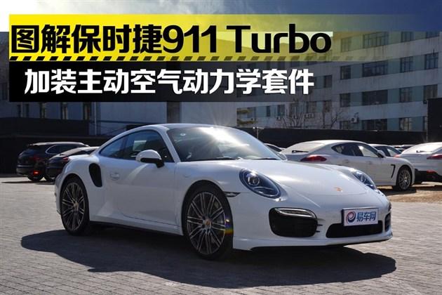 实拍保时捷911 Turbo  加速时间3.2S