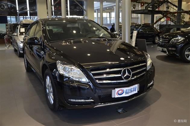 奔驰R级杭州最高优惠11万元 少量现车
