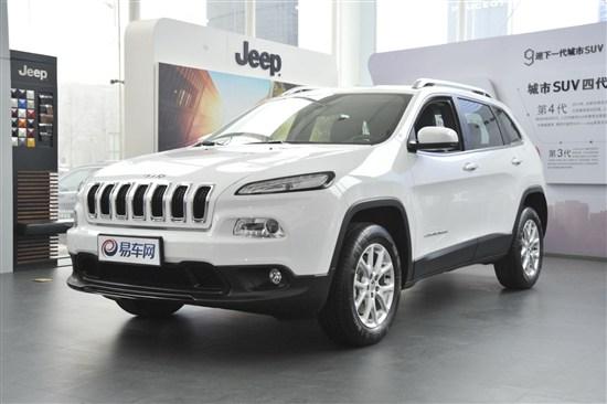 Jeep将国产三款SUV车型 计划2015年投产
