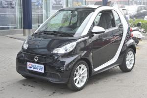 smart fortwo(进口) 2013款 1.0L 自动 MHD新年特别版