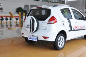 吉利熊猫CROSS图片