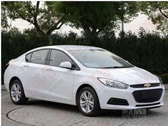 全新科鲁兹将亮相北京车展 或年内上市
