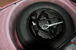 MG 3 备胎