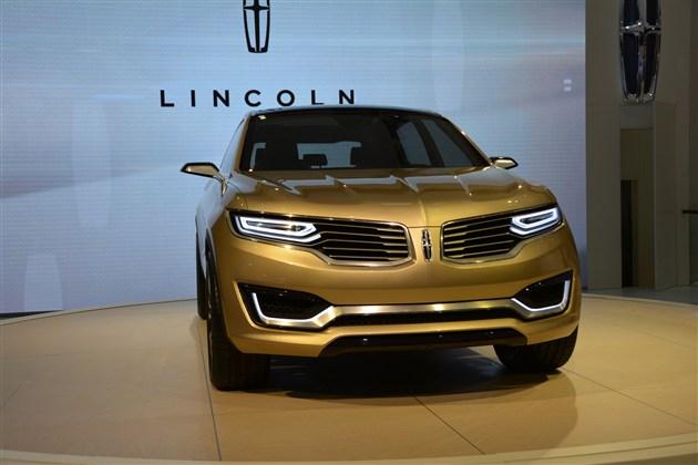 林肯未来新车计划 全新领航员/MKX等领衔