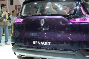 雷诺INITIALE PARIS概念车INITIALE PARIS概念车图片