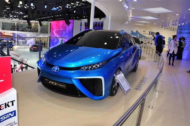丰田燃料电车将年内日本销售 约合42万元