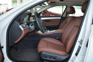 宝马5系旅行轿车(进口)前排空间图片