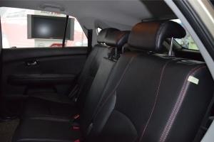 比亚迪S6 后排座椅