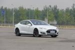 Model S(进口)特斯拉 外观-白色图片