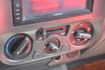风骏房车 中控台空调控制键