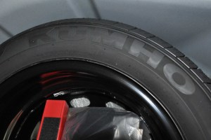 欧朗两厢 备胎品牌