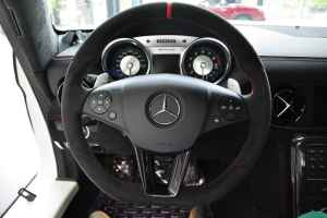 进口奔驰SLS级AMG 方向盘