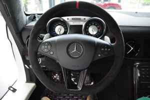 SLS AMG方向盘图片