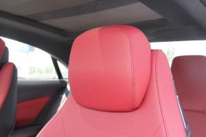 E级双门轿跑车(进口)驾驶员头枕图片