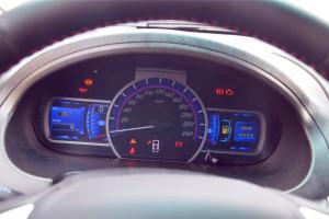比亚迪S6 仪表盘背光显示