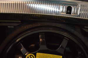 奥迪A4 allroad 备胎规格