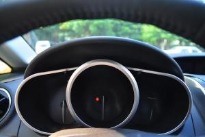 马自达CX-7 仪表