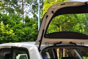 马自达CX-7 行李厢支撑杆
