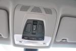 进口宝马3系旅行轿车 前排车顶中央控制区