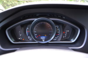 沃尔沃V40(进口)仪表盘背光显示图片