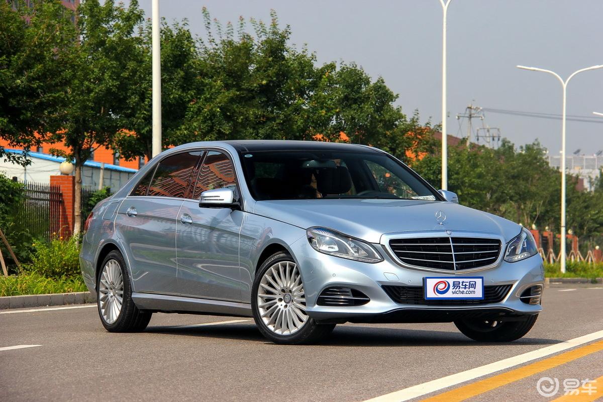 上海:奔驰E级最高让利16万元