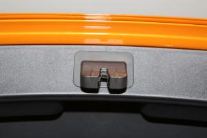 奧迪A1 空間-薩摩亞橙