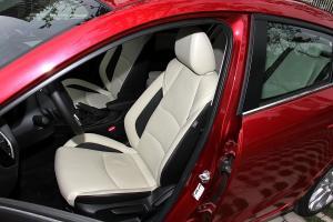 昂克赛拉三厢驾驶员座椅图片