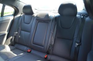 进口沃尔沃S60 后排座椅