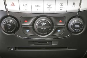 进口菲跃 中控台空调控制键