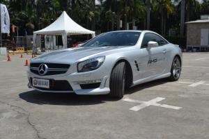 进口奔驰SL级AMG 奔驰SL级AMG(进口) 外观-铱银色金属漆