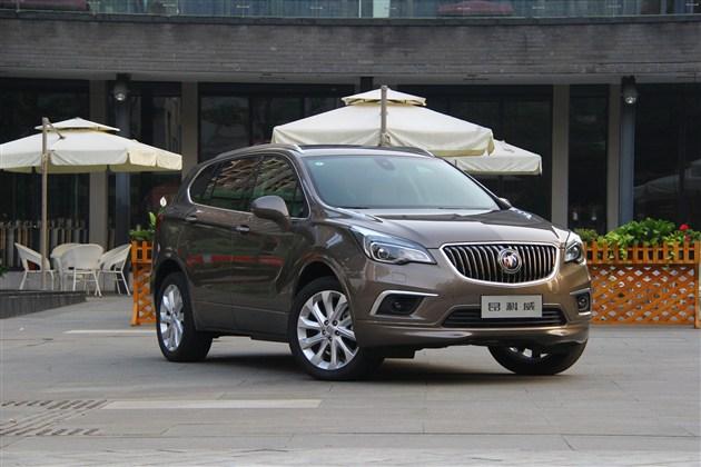 别克昂科威于10月20日上市 将推四款车型