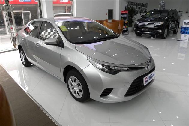 雷凌1.6E CVT新锐版将上市 或售11.78万