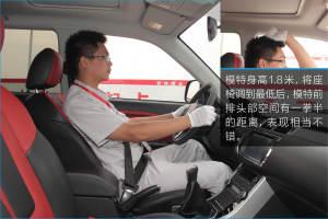 广汽吉奥GX6试驾广汽吉奥GX6图解图片