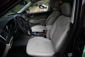 传祺GS5 Super驾驶员座椅图片