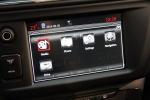 雪铁龙C3-XR 中控台音响控制键