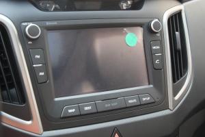 ix25中控台音响控制键