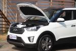 北京现代ix25发动机盖开启图片