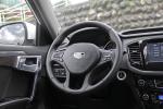 吉利豪情SUV方向盘图片
