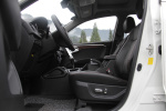 吉利豪情SUV前排空间图片