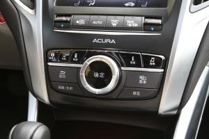 讴歌TLX中控台音响控制键图片