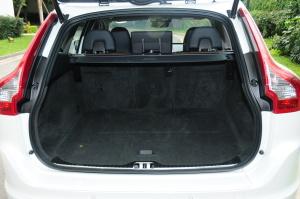 沃尔沃XC60行李箱空间图片