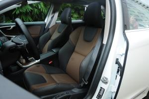 沃尔沃XC60驾驶员座椅图片