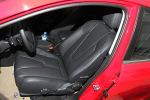 名爵锐行驾驶员座椅图片