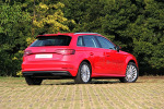 A3 e-tron A3 Sportback e-tron 外观-红色