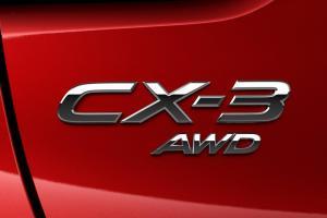 马自达CX-3(进口)马自达CX-3 官方图图片