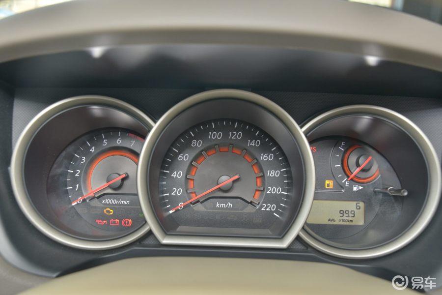 逸2012款1.6L仪表XE汽车舒适版贴吧经典图gl6别克手动图片