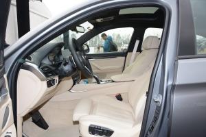 宝马X6(进口)前排空间图片