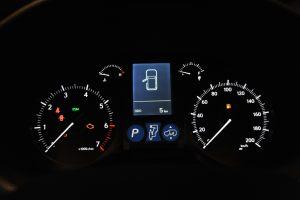 雷克萨斯GX 仪表盘背光显示